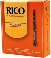 Rico Reeds 3,0 Böhm Bb- Klarinette, Packung mit 10 Stück - ABVERKAUF