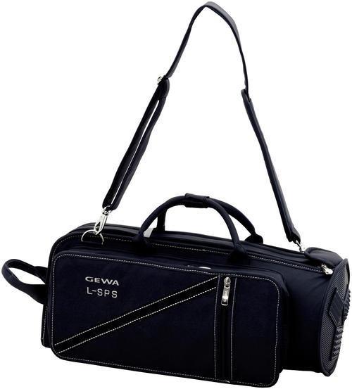 Trompetentasche Prestige L SPS mit Side Protection System -Leatherlike-