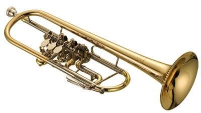 Jupiter JP-806RL Bb-Trompete mit Drehventil