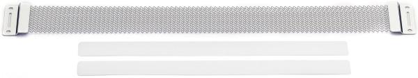 Stagg SW312A 13 Zoll /12 Snare Teppich+ 2 Nylon-Streifen
