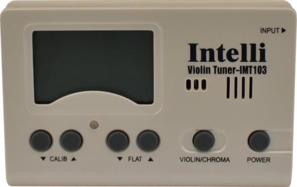 Intelli PIMT103 Stimmgerät für Violine weiss