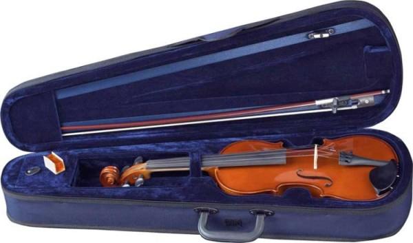 Gewa Geige Allegro 1/2 vollmassive Violingarnitur GEWA