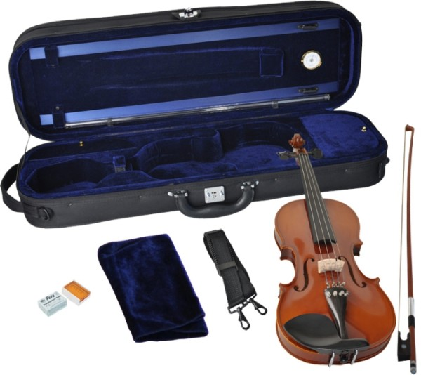 Otto Jos. Klier 4/4 Geige im SET Modell 2E Made in Germany