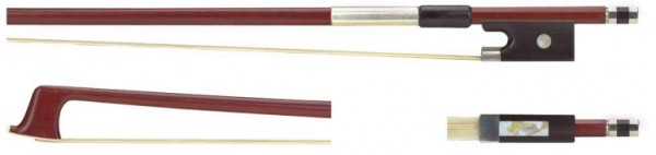 Steinbach 1/4 Geigenbogen aus Holz mit Rosshaar
