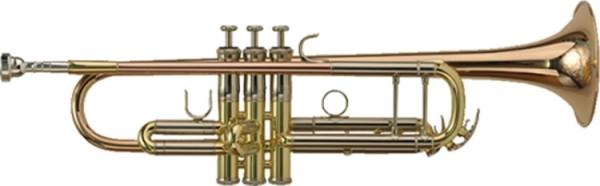 Steinbach Bb-Trompete STR-610 GB Rotmessing mit Edelstahlventilen