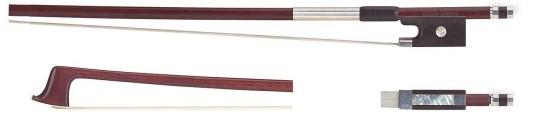 Robert Reichel 4/4 Geigenbogen Fernambukholz ausgesuchte Qualität kantige Stange