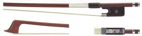 Franz Bergner 4/4 Cellobogen aus Fernambukholz ausgesuchte Qualität kantige Stange