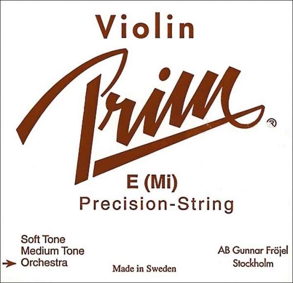 Prim Saitensatz 4/4 Geige/Violine E-Saite Stahl blank mittel