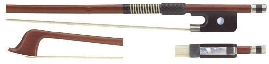GEWA 1/8 Cellobogen aus Brasilholz gute Qualität runde Stange