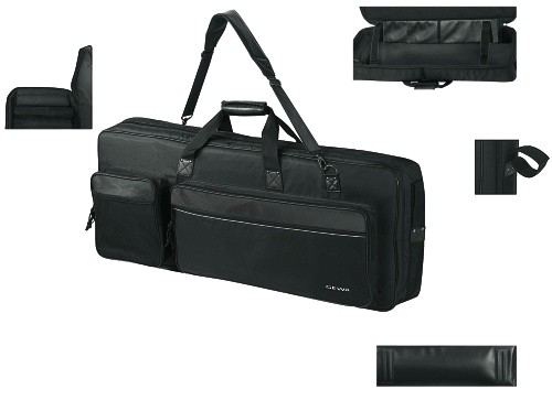 Gewa Keyboardtasche 25mm Premium -N- (115 x 50 x 20 cm)