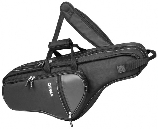 Gewa Tenorsaxophon Tasche aus hochwertigem Cordura 600 Denier genäht