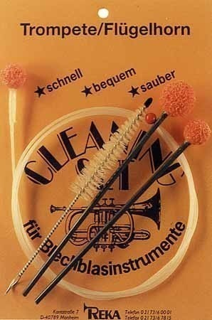 Reka Pflegeset für Trompete / Flügelhorn / Kornett