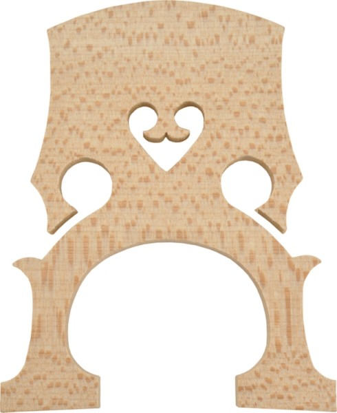 Gewa Cellosteg Modell Standard für 1/8 Cello