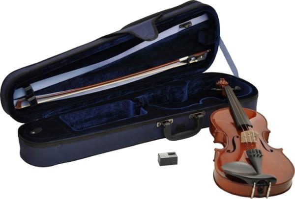 Geige Allegro 1/16 SET2 vollmassive Violingarnitur
