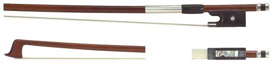W.R. Wild 4/4 Geigenbogen Fernambukholz ausgesuchte Qualität kantige Stange