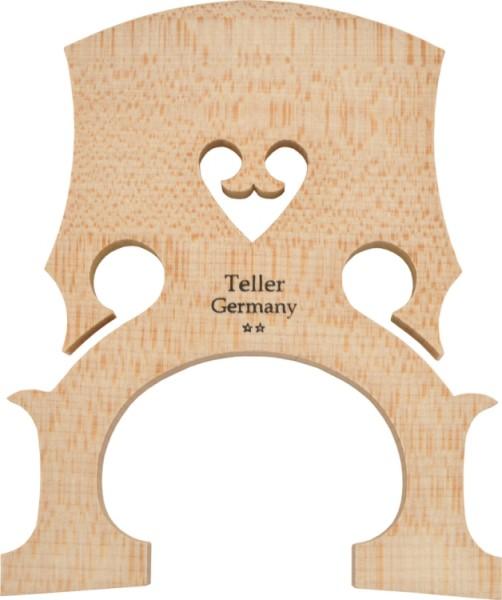 Gewa Cellosteg Modell Standard für 1/16 Cello