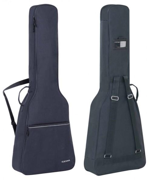 Gewa 1/8 bis 1/4 Gitarrentasche für Konzertgitarren 5mm BASIC 5 LINE