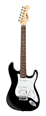 Westone 4/4 E-Gitarre XS10 in Ebony ABVERKAUF