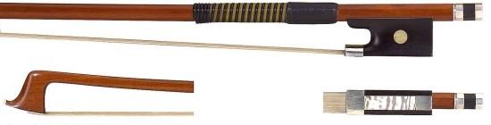 GEWA Liuteria Maestro 4/4 Cellobogen aus Fernambukholz gute Qualität runde Stange Fischbeinumwicklun