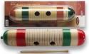 Stagg GUC-142 Zylinder Guiro mexikanischer Stil Holz mit Schraper