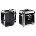 Stagg FC-LP BK leichtes LP-Transportcase für DJs