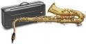 Stagg 77-ST Tenor Saxophon mit Hoch Fis-Klappe im ABS-Koffer