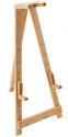 Stagg SG-AW50 NAT Holz Stativ für Akustik-Gitarre, mit Höhenverstellung