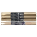 Stagg SH5B American Hickory Drumsticks Holz Tip / 5B / Preis 1 Paar
