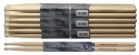 Stagg SH2B American Hickory Drumsticks Holz Tip / 2B / Preis für 1 Paar