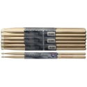 Stagg SH7AN American Hickory Drumsticks Nylon Tip / 7A / Preis für 1 Paar