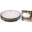 Stagg TAWH-101T 10 Zoll stimmbares Holz-Tambourin