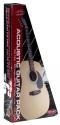 Stagg SW207CS PACK 2 Akustik-Gitarren Pack + Zubehör u. Einsteiger-Gitarrenunterricht CD
