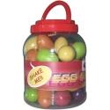 Stagg EGG-BOX1 Box mit 40 Plastik Schütteleier