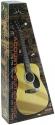 Stagg SW201 3/4TB P2 3/4 Akustik-Gitarren Pack + Zubehör u. Einsteiger-Gitarrenunterricht CD