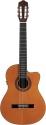 Stagg C847CBB S 4/4 Elektroakustik Klassikgitarre mit A3.2 B-Band EQ 4-band