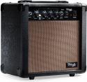 Stagg 10 AA EU 10 W RMS Akustik-Gitarrenverstärker