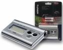 Stagg TU-GB SLH Automatisches Stimmgerät für Gitarre und Bass silber