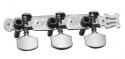 Stagg KG367 Ersatz-Maschinen Köpfe für Western-Gitarren 6er Set
