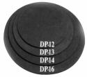 Stagg DP-10 10 Zoll Gummi Übungspad für Tom