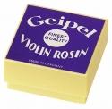 Geipel Antiallergen Kolophonium für Violine / Viola in Kunstoffbox