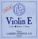 Larsen Saitensatz 4/4 Geige/Violine E-Saite Stahl blank dick