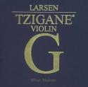 Larsen Tzigane Saitensatz 4/4 Geige/Violine E-Saite Stahl blank dünn