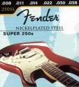 Fender Gitarrensaite für E-Gitarre Stahl