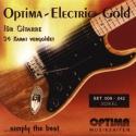Optima Gitarrensaite A5 für E-Gitarre Kupfer