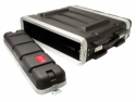 Stagg ABS-2U ABS Case für 2 HE Rack