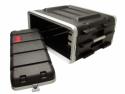 Stagg ABS-4U ABS Case für 4 HE Rack