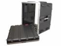 Stagg ABS-12U ABS Case für 12 HE Rack