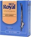 Rico Royal Reeds 1,5 Altklarinette Packung mit 10 Stück  - ABVERKAUF