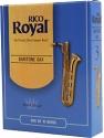Rico Royal Reeds 1,5 Bariton- Saxophon Packung mit 10 Stück  - ABVERKAUF