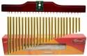 Stagg Chimes PCH125 25 Metall-Klangstäbe einreihig für Stativ